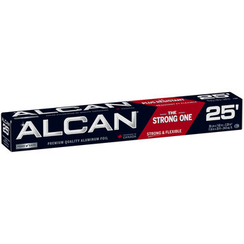 Alcan® The Strong One Aluminum Foil 24.6 sq. ft. Box