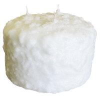 Starhollowcandleco Peppermint Stix Pillar Candle Size: Round Cake Fatty 4