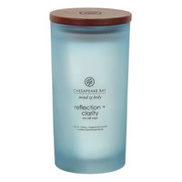 Chesapeake Bay Candles Mind & Body Reflection and Clarity Jar Candle Size: Large