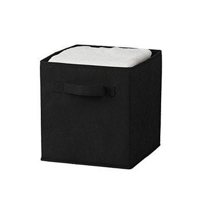 Ggi International Collapsible Storage Cube Color: Black