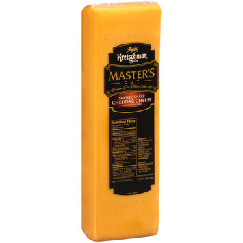 Kretschmar® Master's Cut™ Smokey Sharp Cheddar Cheese