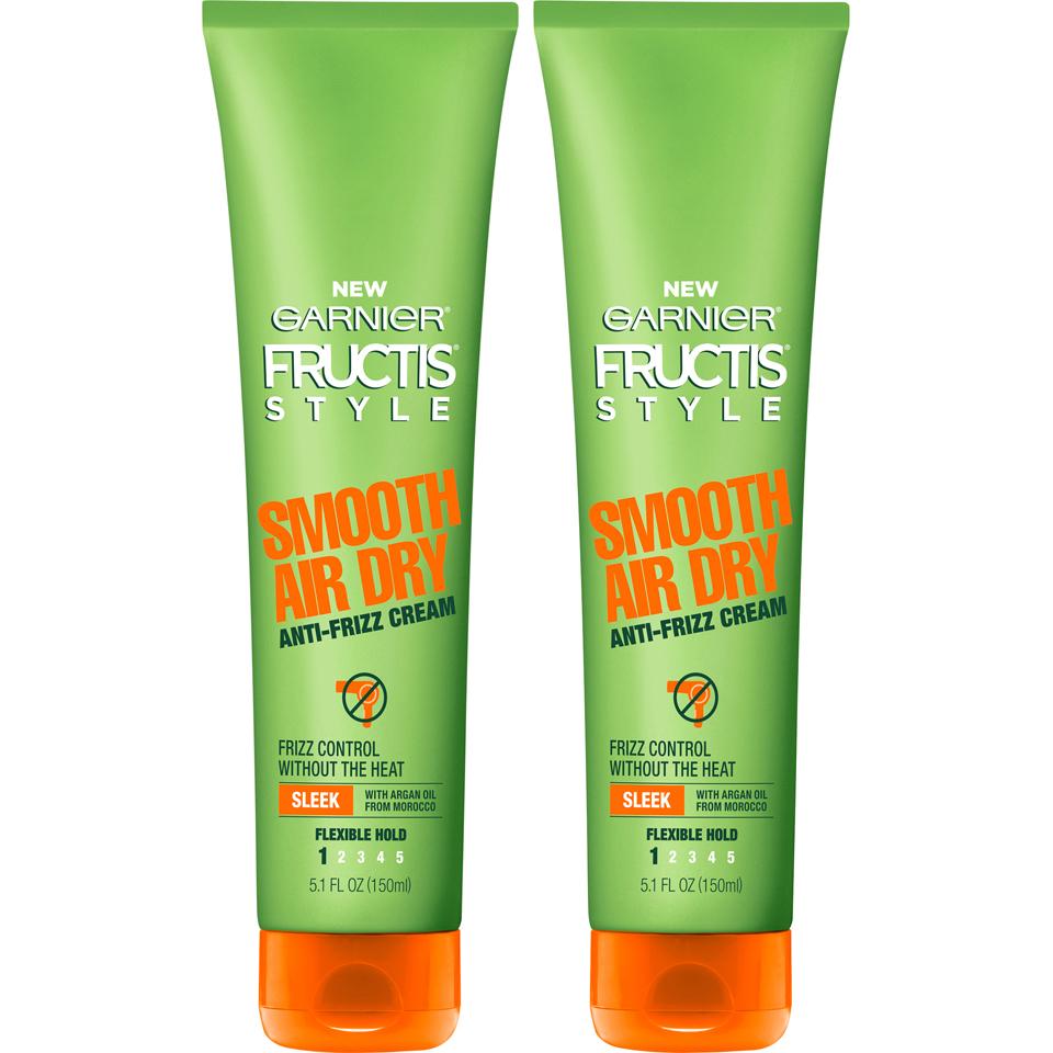 Garnier® Fructis® Style Smooth Air Dry Anti-Frizz Cream