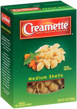 Creamette® Medium Shells Pasta 12-16 oz. Box