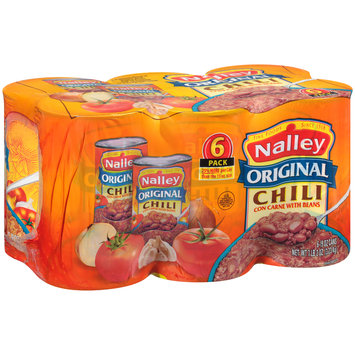 Nalley® Original Chili Con Carne with Beans