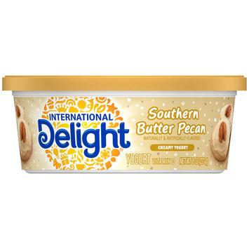 International Delight Southern Butter Pecan Creamy Yogurt