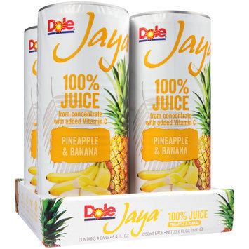 Dole® Jaya™ Pineapple & Banana 100% Juice