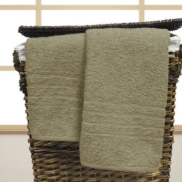Charlton Home Spa Cotton Oversized Bath Sheet Color: Taupe
