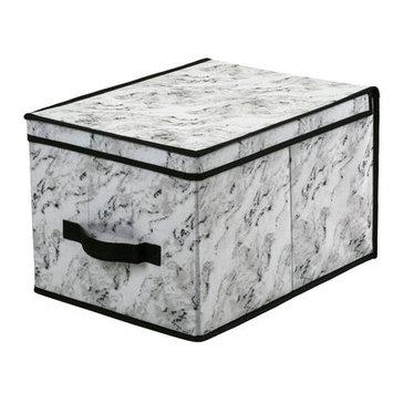 Ebern Designs Large Plastic Storage Box