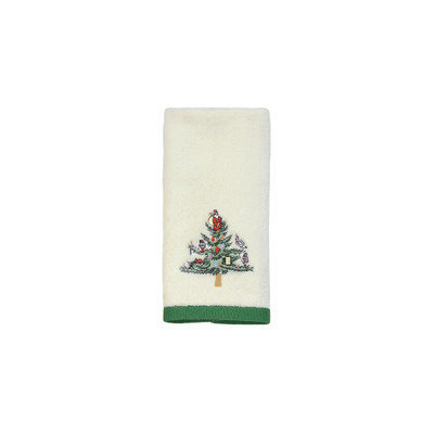 Avanti Spode Tree Printed Fingertip Towel