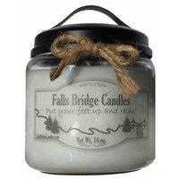 Fallsbridgecandles Mandarin Peach Jar Candle Size: 5.25