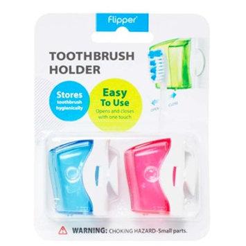 Rebrilliant Hygienic Toothbrush Holder (Set of 6)