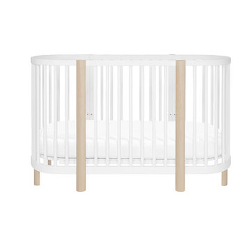 Infant Babyletto Hula Convertible Crib, Size One Size - White