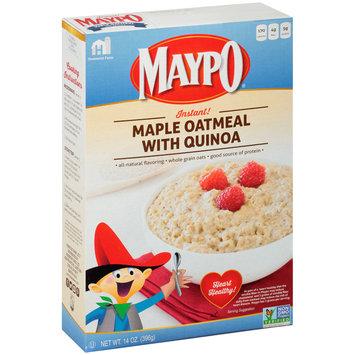 Maypo® Instant! Maple Oatmeal with Quinoa 14 oz. Box