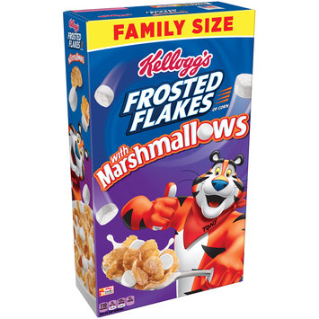 Kellogg's® Frosted Flakes® Cereal with Marshmallows 24 oz. Box