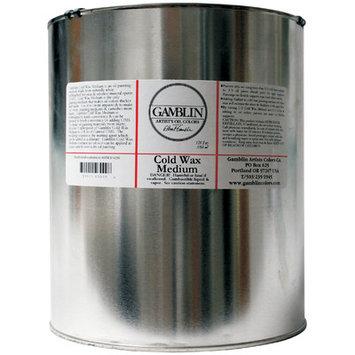 Gamblin Cold Wax Medium Size: 128 oz