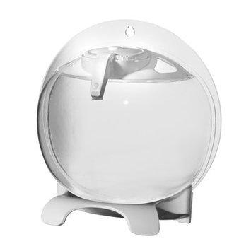 Eliv 0.5 Gallon Betta Bubble Aquarium Kit Color: White