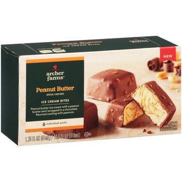 Archer Farms™ Peanut Butter Ice Cream Bites 6-1.75 fl. oz. Packs
