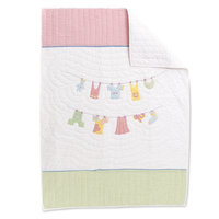 Amity Home Clothesline Baby Quilt