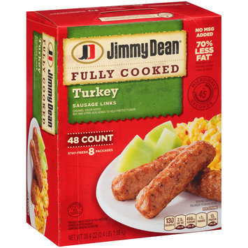 Jimmy Dean® Turkey Sausage Links 38.4 oz. Box