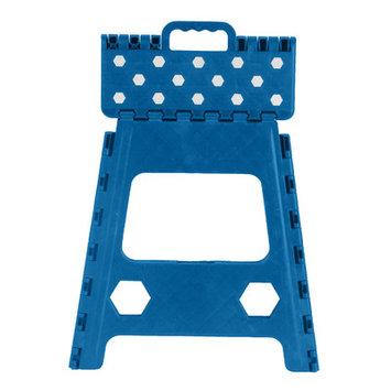 Rebrilliant Folding Step Stool Color: Blue
