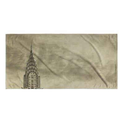 Kavka Skyline Beach Towel