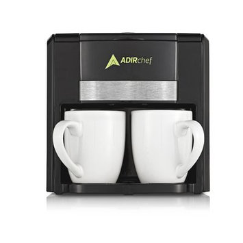 Adirchef 2 Cup BFF Coffee Maker