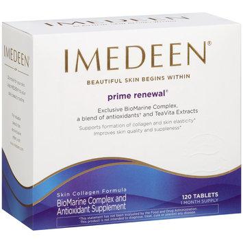 Imedeen® Prime Renewal® BioMarine Complex and Antioxidant Supplement 120 Tablet Box