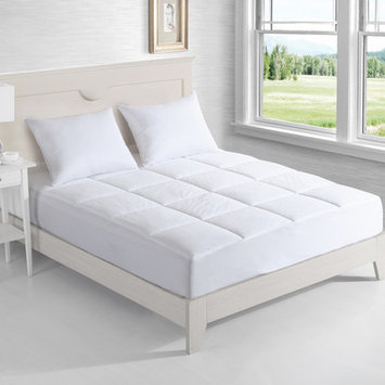 Bloomingdale's Twin Mattress Pad, Level 3