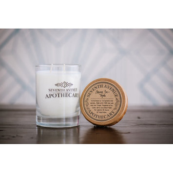 Seventhavenueapothecary Frasier Fir and Thyme Jar Candle Size: 2