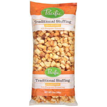 Pacific® Seasoned Traditional Stuffing 12 oz. Bag