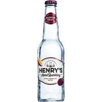 Henry's Hard Sparkling Passion Fruit Spiked Sparkling Water 12 fl. oz. Glass Bottle