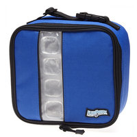 Maranda Enterprises FlexiFreeze Freezable Lunch Box Cooler Color: Royal Blue