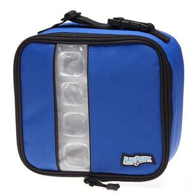 Maranda Enterprises FlexiFreeze Freezable Lunch Box Cooler Color: Royal Blue