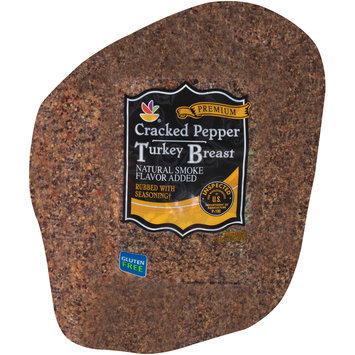 Ahold® Cracked Pepper Turkey Breast Package