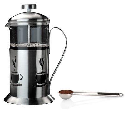 Berghoff International Studio 2.5-Cup Stainless Steel (Silver) Coffee Press