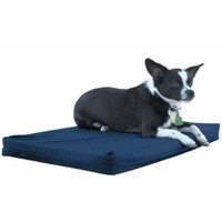 O'donnell Industries Odonnell Industries 66130 28 in. x 40 in. Rectangular Foam Filling Pet Crate Pad - Navy