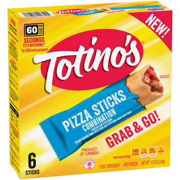 Totino's™ Combination Pizza Sticks 6 ct Box