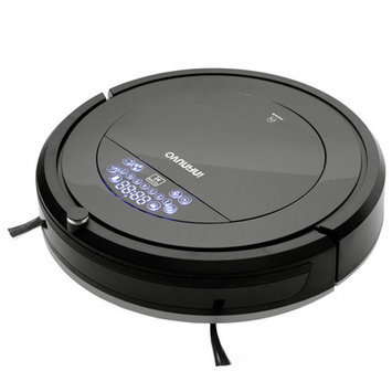 Infinuvo 4-in-1 Robotic Vacuum with Sweeping, Wet/Dry Mopping, UV Sterilization