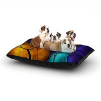 East Urban Home Mandie Manzano 'Cinderella' Dog Pillow with Fleece Cozy Top Size: Small (40