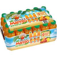 Apple & Eve® Mango Paradise Orange, Strawberry, Mango 100% Juice Variety Pack 24-10 fl. oz. Bottles