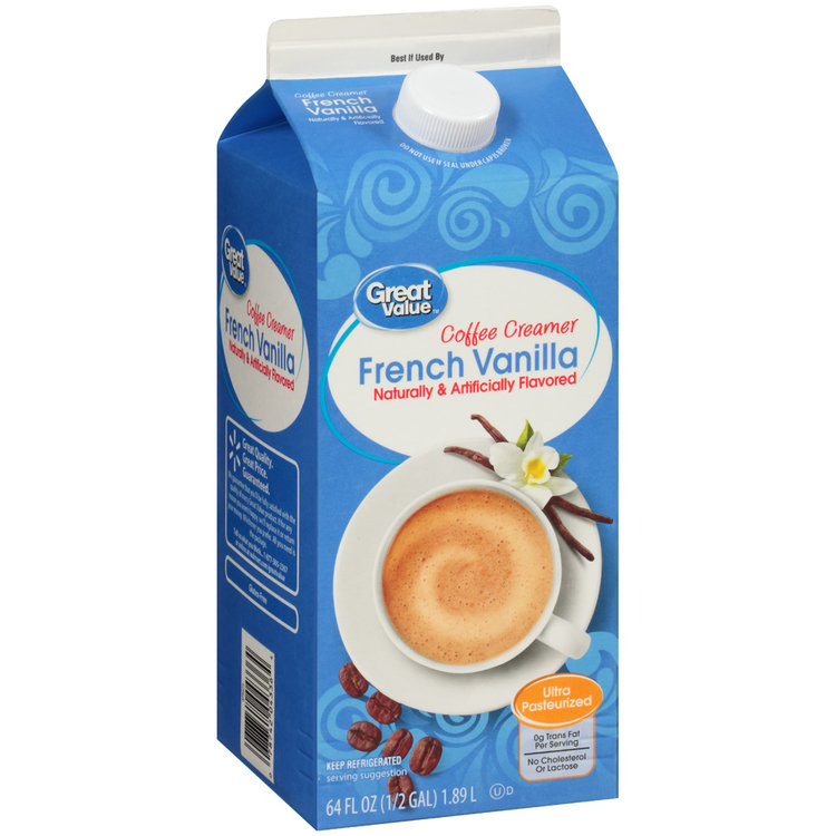 Great Value™ French Vanilla Coffee Creamer