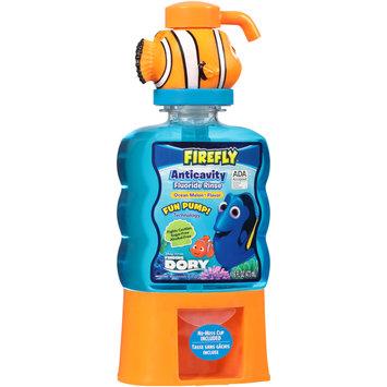 Firefly® Finding Dory Ocean Melon™ Flavor Anticavity Fluoride Rinse 16 fl. oz. Pump