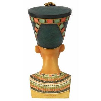 Queen Nefertiti Treasure Box Design Toscano Egyptian Dcor Egyptian Box