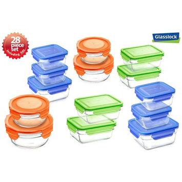 Glasslock Container Food Storage Set