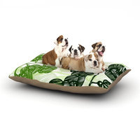 East Urban Home Anchobee 'Hikae' Dog Pillow with Fleece Cozy Top Size: Small (40