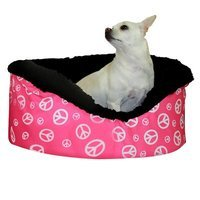 Snoozer Janis Bolster Pet Bed Size: Extra Small (19