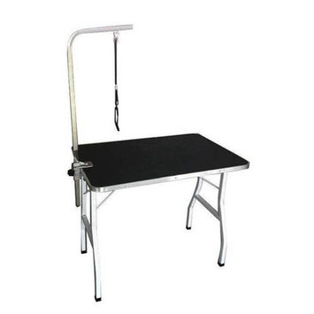 Newacme Llc ExacMe Large 36 Pet Dog Grooming Table w/ Arm Noose 5014
