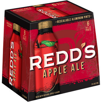 Redd's® Apple Ale 6-16 fl. oz. Box