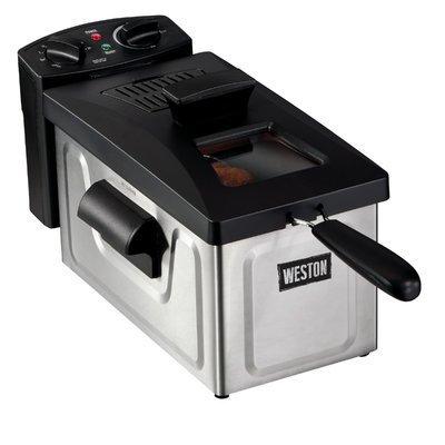 Weston 3 Liter Deep Fryer