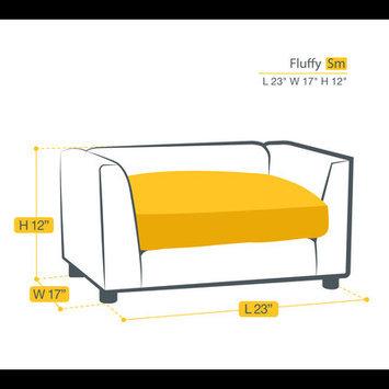 Keet Deluxe Dog Sofa Size: Medium (30